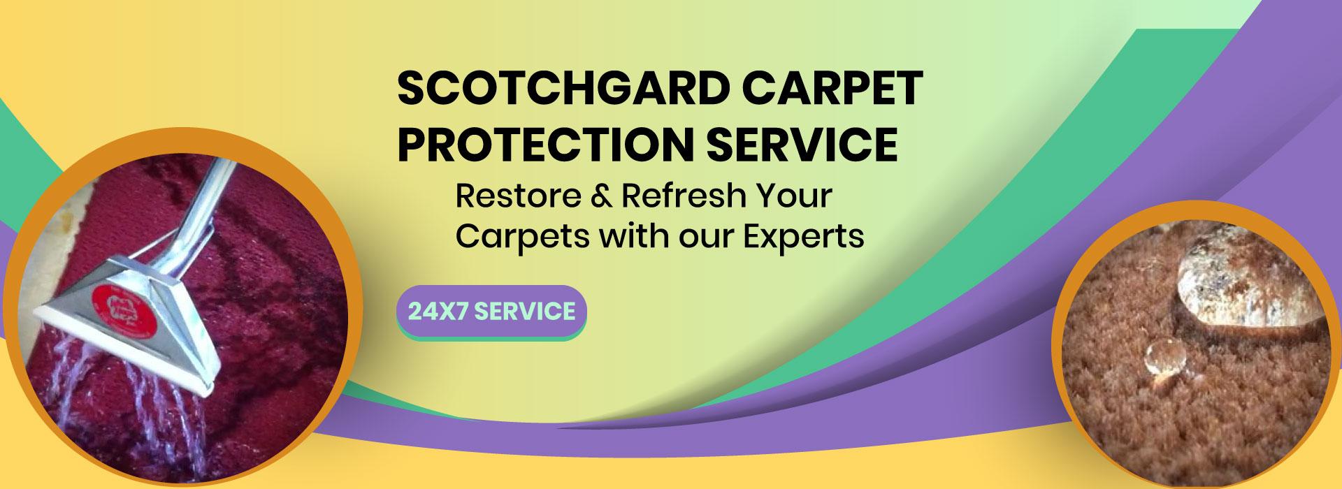 Scotchgard Carpet Protection Melbourne